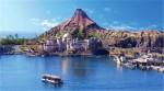世界十大人工岛屿 排名第一的远看像一副图