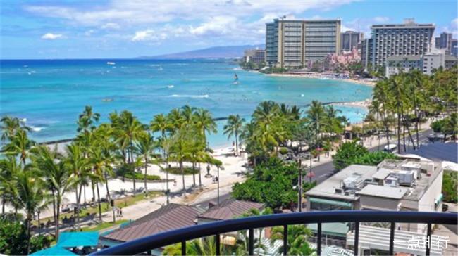 夏威夷檀香山