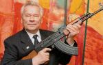 美媒评五种最厉害的枪械 AK-47排名第一