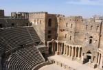 世界十大被战争摧毁的纪念碑 博斯拉古城里的罗马剧院最为可惜