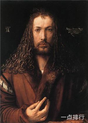 世界十大著名艺术家自画像 梵高自画像高达37幅