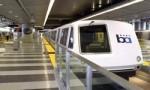 世界上最快的地铁 时速128公里的旧金山地铁